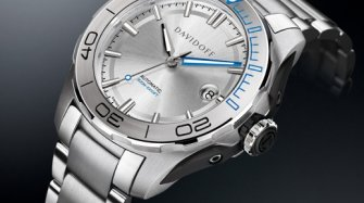 Velocity Diver Silver Style & Tendance
