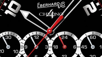 Chrono 4, 40 mm, steel Trends and style
