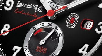 Tazio Nuvolari 336 Limited Edition