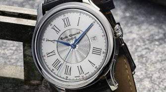Win an Emile Chouriet watch Arts and culture