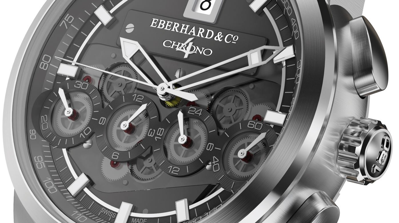 Eberhard & Co. - To the power of 4