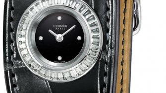 Video. The Faubourg Manchette watch