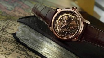 Classic Worldtimer Manufacture Style & Tendance