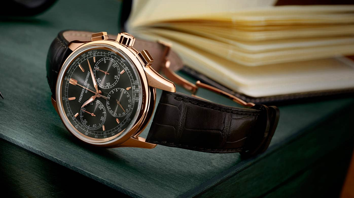 Frederique Constant - Flyback Chronograph Manufacture