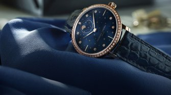 Slimline Moonphase Manufacture Stars  Trends and style