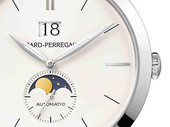 Girard-Perregaux  - 1966 Large Date and Moon Phases