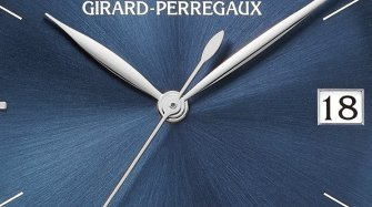 The blue hour Girard-Perregaux 1966 Trends and style