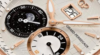 Traveller Large Date, Moon Phases & GMT Trends and style