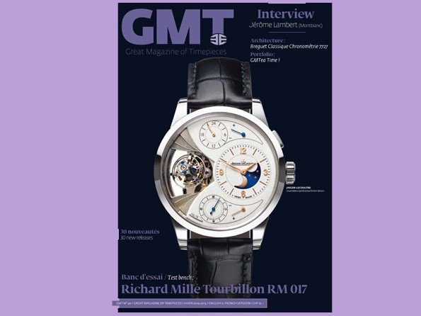 GMT - The fifth element according to GMT