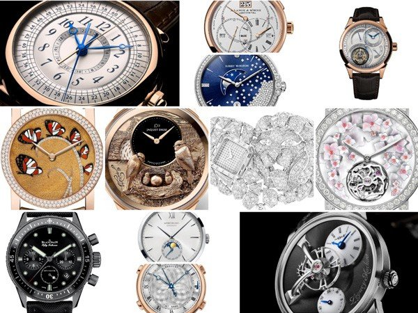 Geneva Watchmaking Grand Prix - The results of the WorldTempus reader's poll