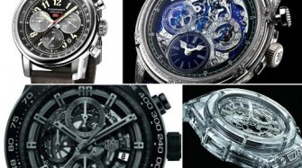 Chronographs battle it out! Trends and style