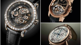 Striking watches  Arts and culture