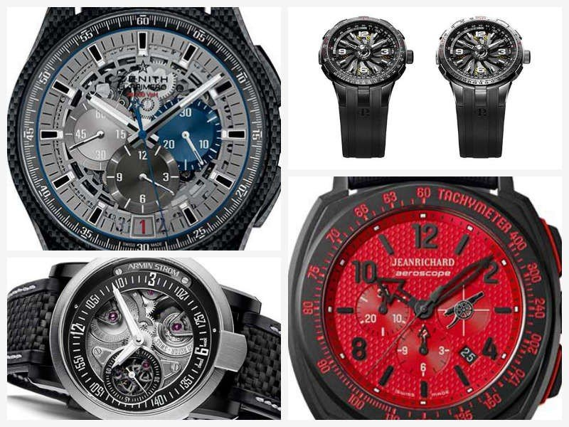 Geneva Watchmaking Grand Prix - Sports watches