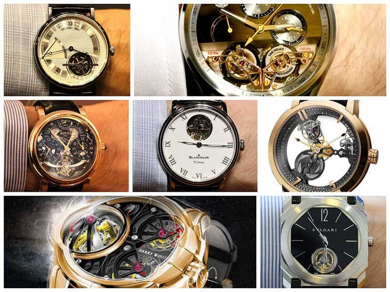 Geneva Watchmaking Grand Prix - The contenders in the tourbillon category