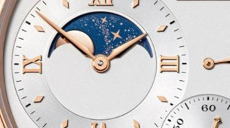 Video. An inside view: the moon-phase display