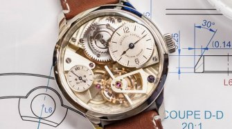 Stephen Forsey and the birth of a watch