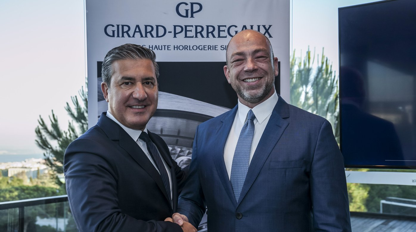 Girard-Perregaux - Launch of the Laureato collection in Lisbon and Cascais