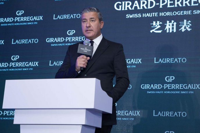 Laureato Launch in Shanghai Brands
