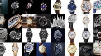 Official preselection Watches