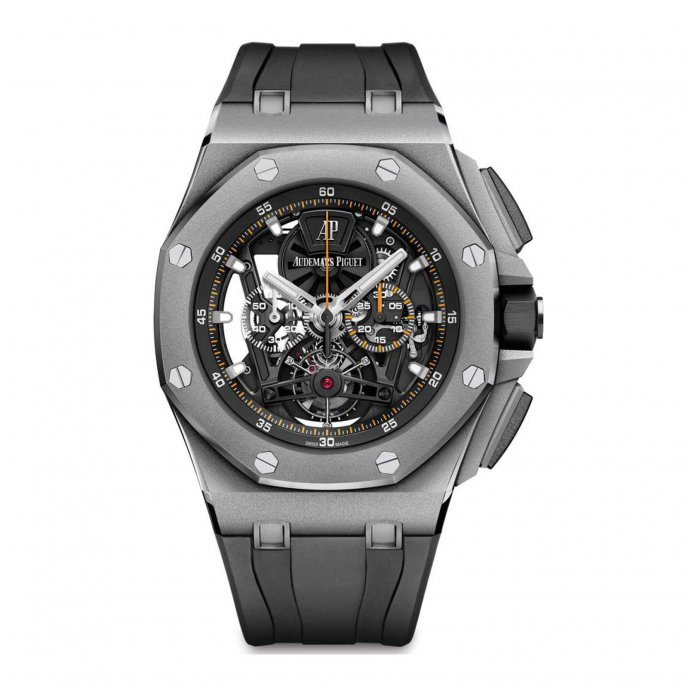 Royal Oak Offshore Tourbillon Chronographe