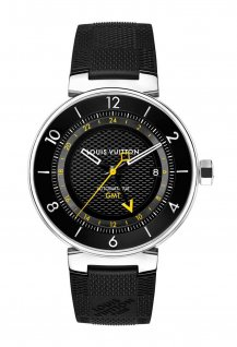 Tambour Moon GMT Black