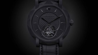 A 45-gram black diamond Trends and style