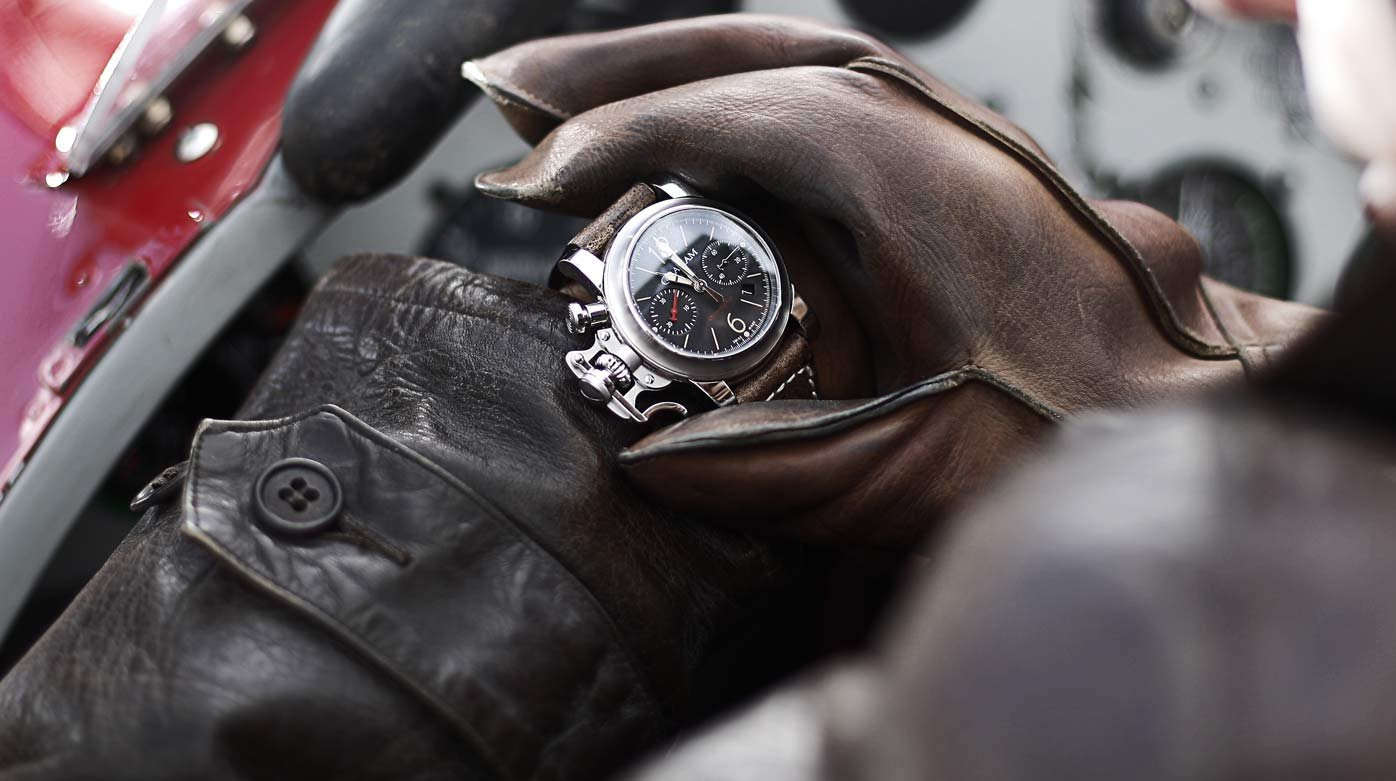 Graham - Chronofighter Vintage Collection