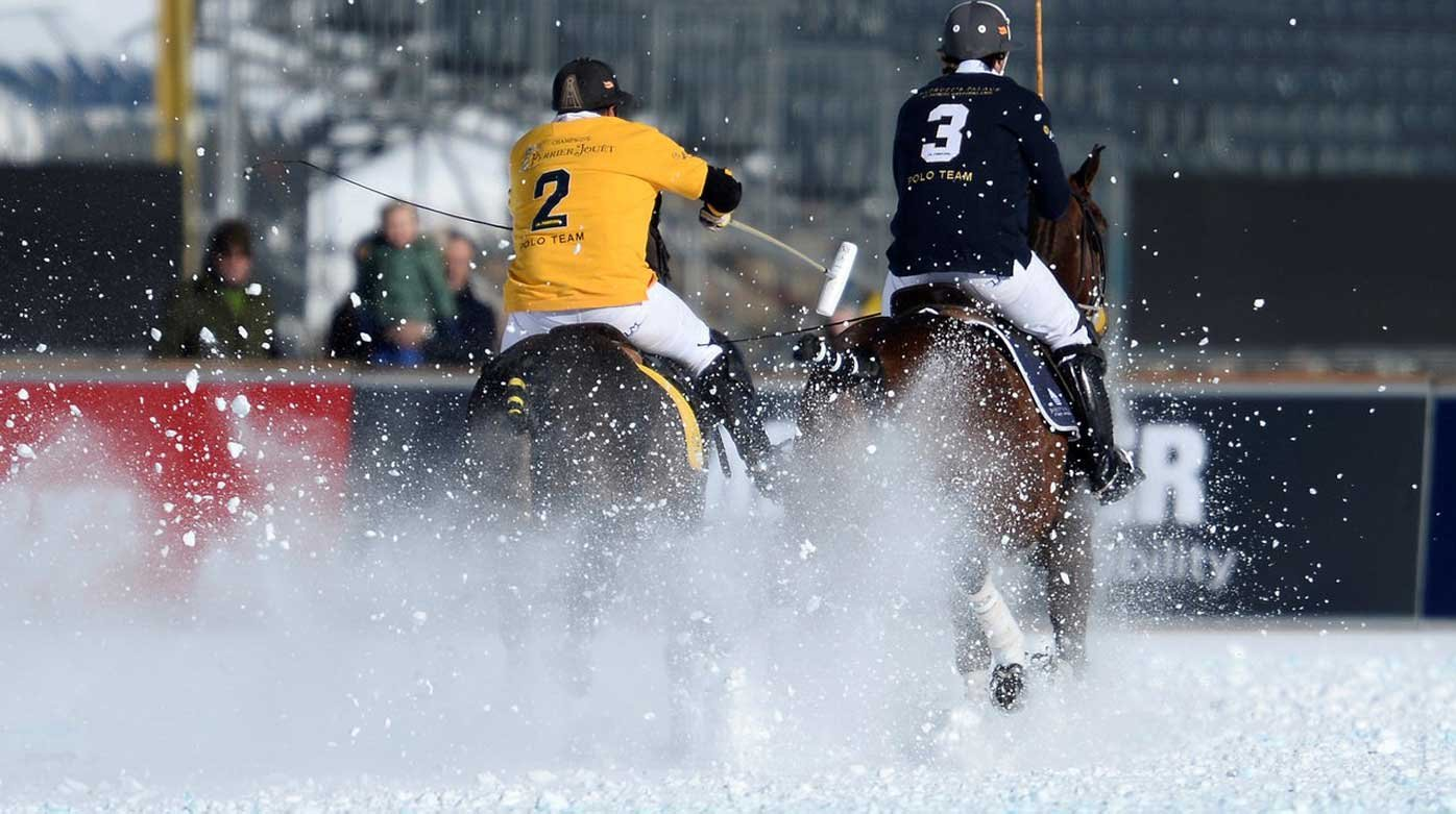 Cartier - Snow Polo in St. Moritz