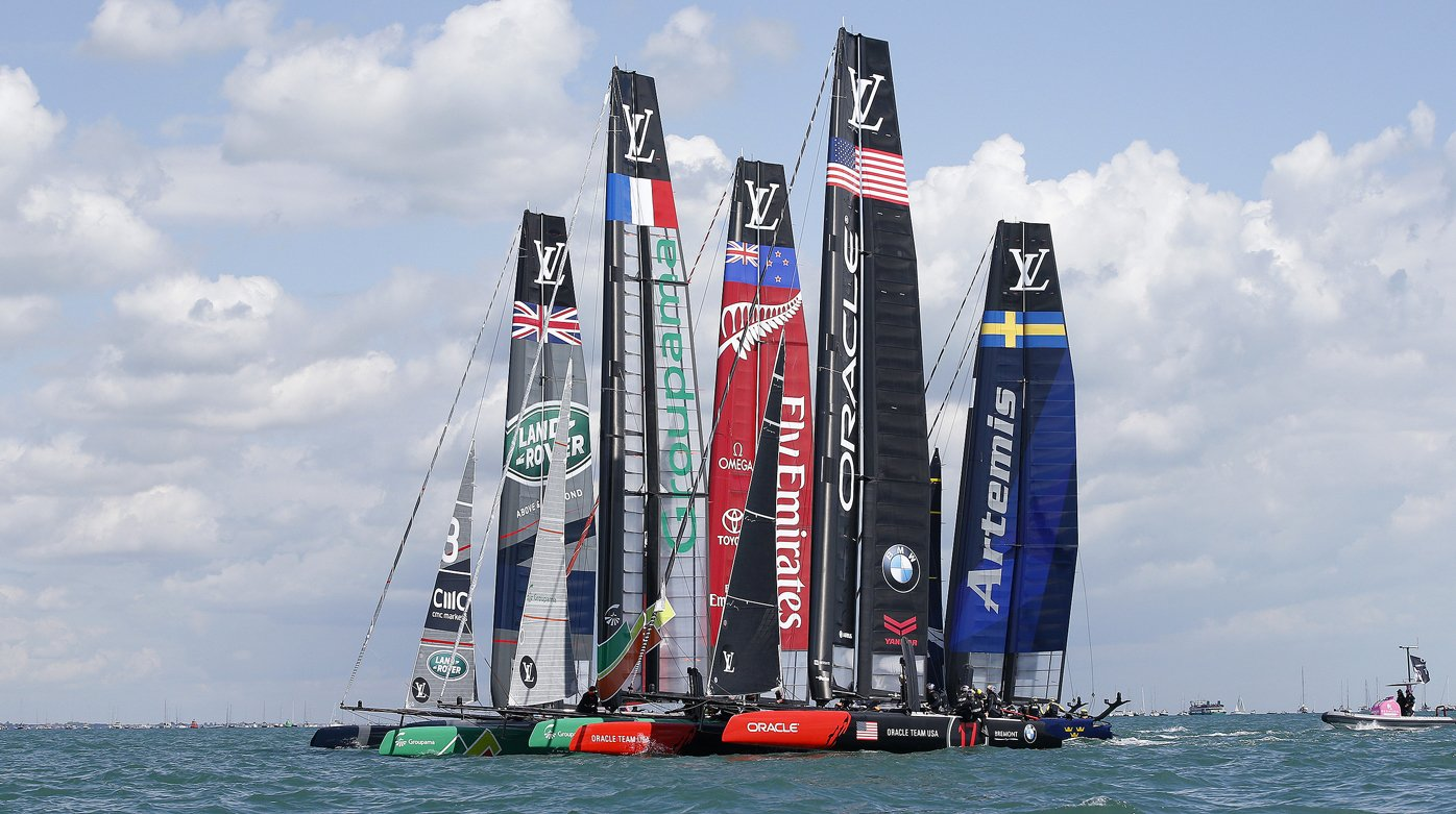 35th America's Cup - America's Cup watches