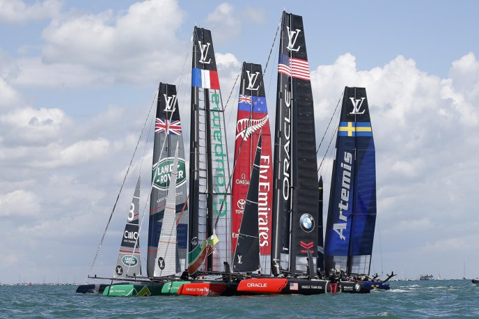 America's Cup watches Trends and style