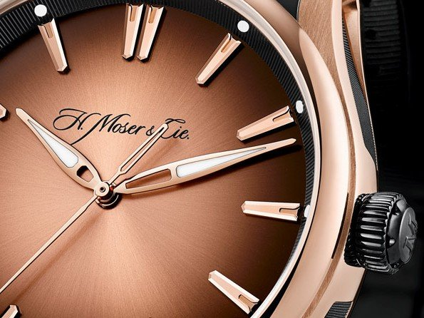 H. Moser & Cie. - Pioneer – a new collection for the daring gentleman