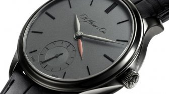 Endeavour Dual Time Special Edition