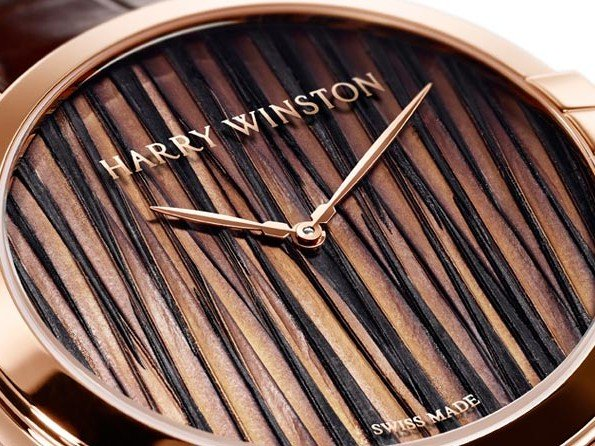 Harry Winston - Midnight Feathers Automatic 42mm