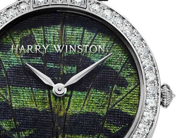 Harry Winston - Premier Precious Butterfly Automatic 36mm
