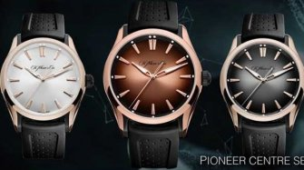Video. Introducing the Pioneer Centre Seconds Trends and style