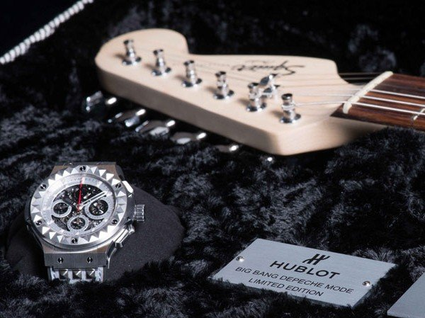 Hublot - Charity gala with Depeche Mode in Moscow