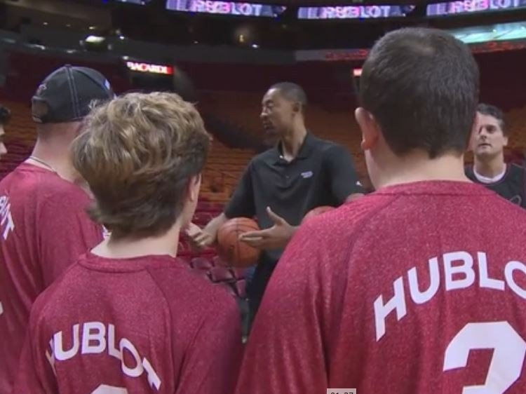 Hublot - Video. With Dwyane Wade in Miami