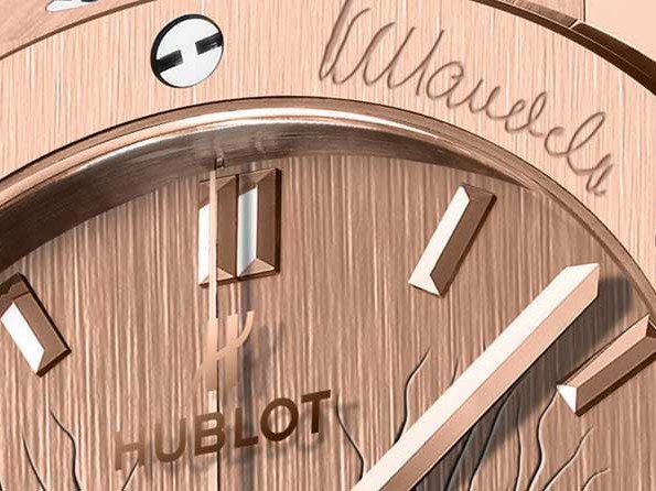Hublot - Classic Fusion House of Mandela