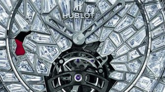 Big Bang Tourbillon Power Reserve 5 Days High Jewellery Impact Bang Style & Tendance