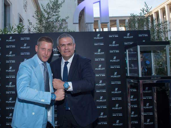 Hublot - Video. Big Bang Unico Italia Independent