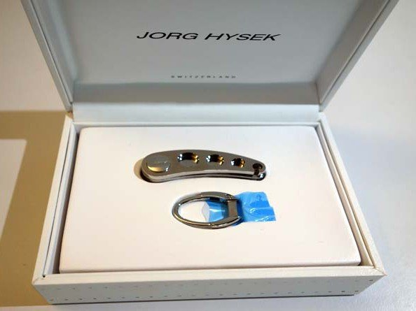 Win this Hysek keyring - A new competition every day