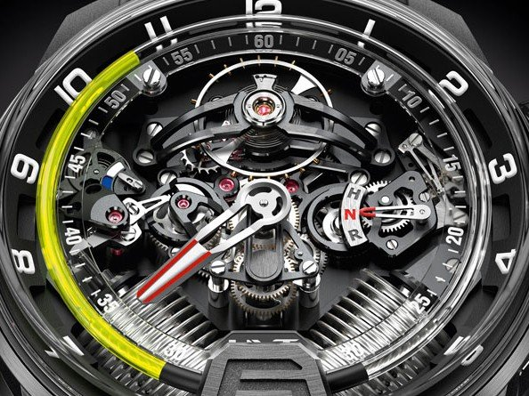 HYT  - Video. New products introduced at Baselworld