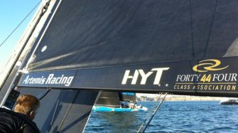 Set a course for the RC44 Sport