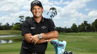 Patrick Reed, new ambassador  People and interviews