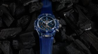 Big Bang Unico Sapphire Trends and style