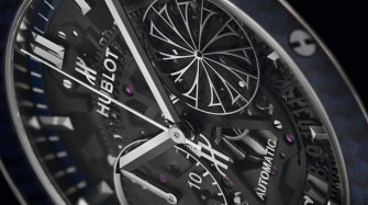 Classic Fusion Aerofusion Chronograph Mykonos edition Trends and style