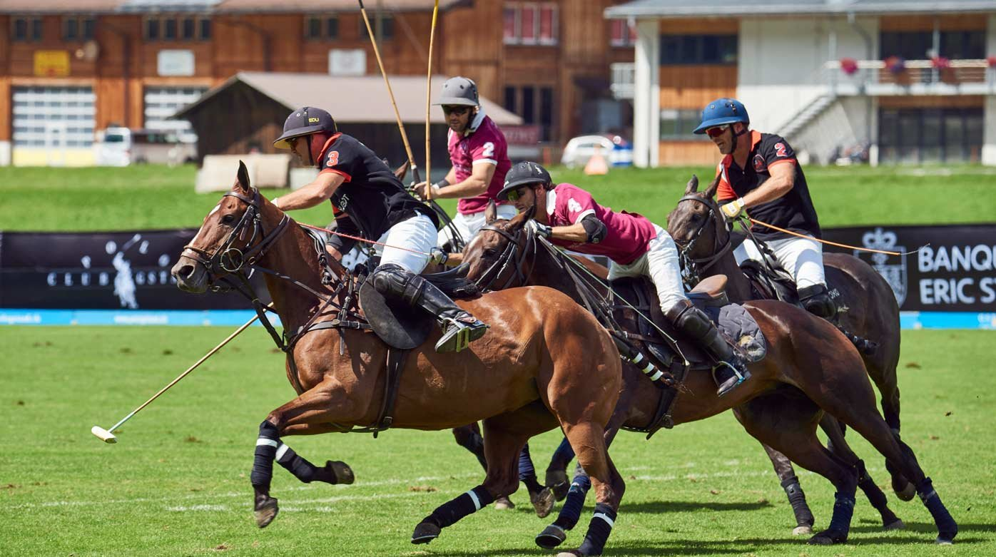Hublot - Polo Gold Cup à Gstaad