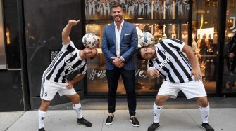 Juventus Football Club in New York City Sport