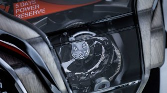 MP-09 Bi-Axial Tourbillon Innovation and technology