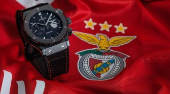 The Benfica eagles are joining Hublot Sport